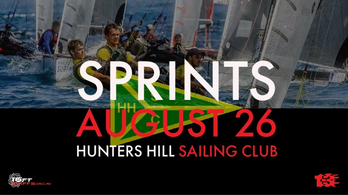 Hunters Hill Sprints | 26th Aug